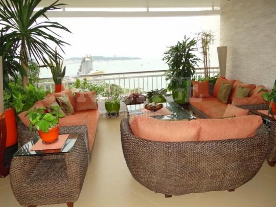 royal cliff condominium to rent in Pratumnak Pattaya