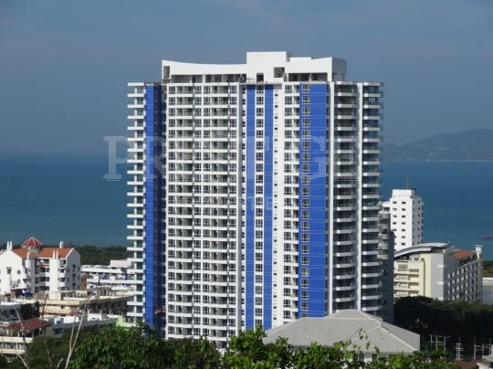 the cliff Condominiums for sale in Pratumnak Pattaya