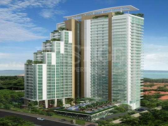 the peak towers a     for sale in Pratumnak Pattaya