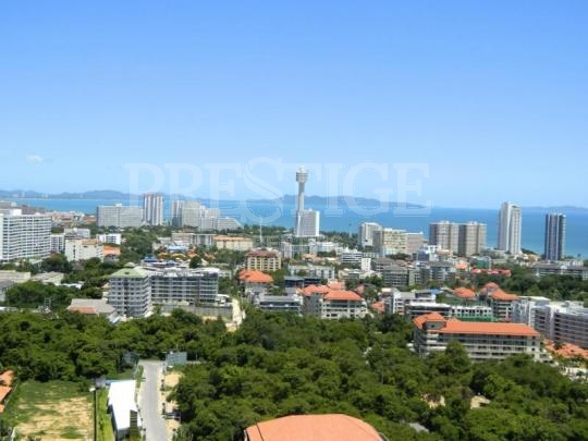 the cliff Condominiums to rent in Pratumnak Pattaya