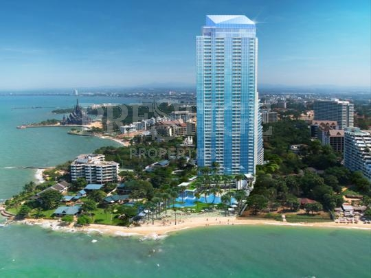 The Palm Wongamat  Condominiums for sale in Naklua