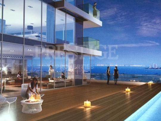 waterfront suites & residences condominiums  in Pratumnak