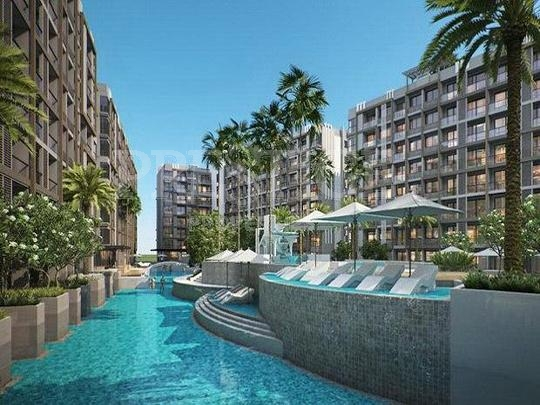 dusit grand park condominiums  in Jomtien