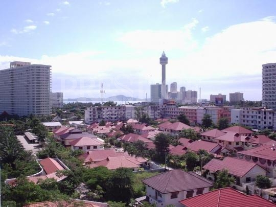 view talay 2b     to rent in Jomtien Pattaya
