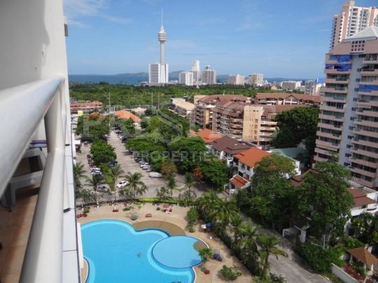 view talay 1b     to rent in Jomtien Pattaya