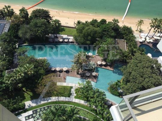the palm wongamat beach two bedrooms for sale or rent Condominiums to rent in Wong Amat Pattaya