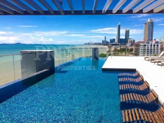 waters edge condominium for sale in Na Jomtien Pattaya