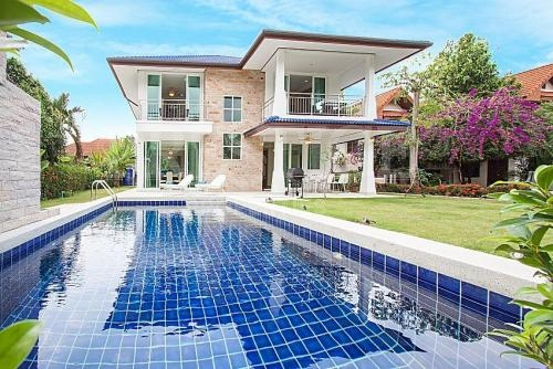 pattaya house house for rent in Na Jomtien