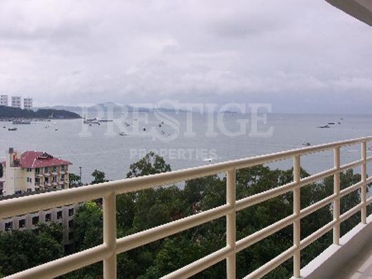 View Talay Pattaya Beach Condo 6 to rent in South Pattaya