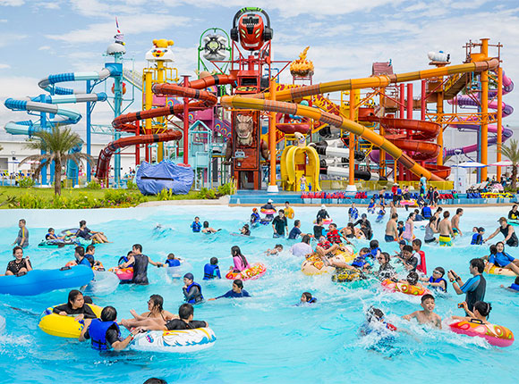 Cartoon Network Waterpark Pattaya