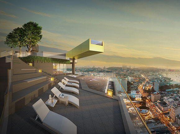 Top 6 New Projects in Pattaya