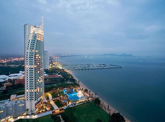 Top 5 High Rise Condos in Na Jomtien