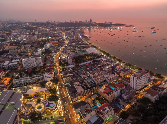 The Special Status of Pattaya City