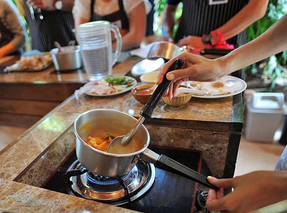Top 5 Thai Cookery Schools in Pattaya