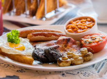 Top 9 Places For English Breakfast in Pattaya