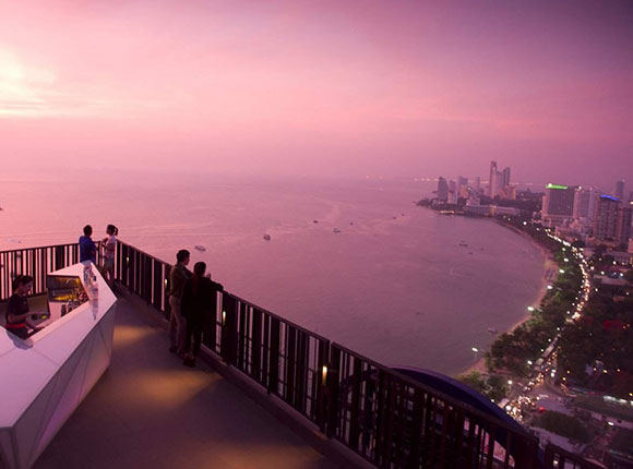 Top 7 Rooftop Bars in Pattaya