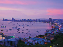 Why is Pattaya becoming increasingly attractive to Thai Nationals?