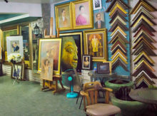 Where to Get a Picture Framed in Pattaya