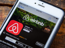 What are the risks of renting with Airbnb for a short-term stay?