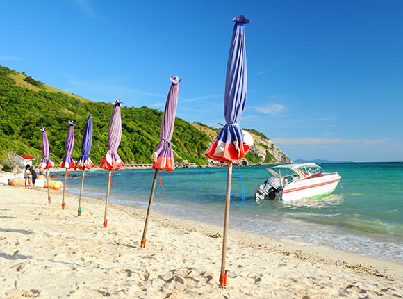Hotels on Koh Larn