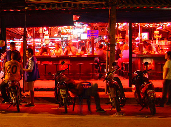Top 5 Beer Bars on Pattaya 2nd road