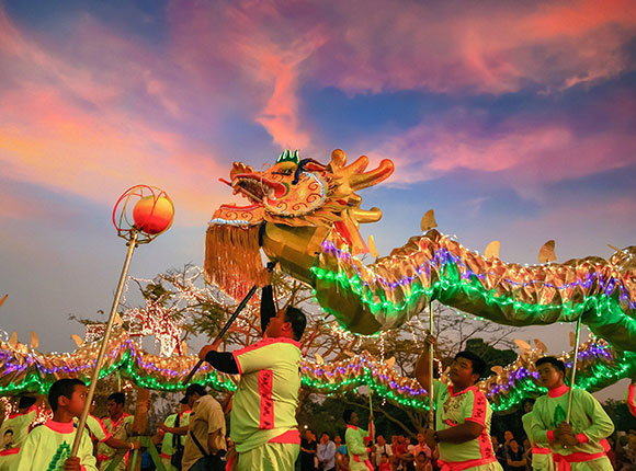 6 Places to Celebrate Chinese New Year