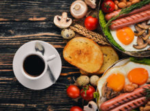 Top 8 places for English Breakfast