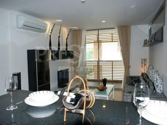 1 Bed 1 Bath in Jomtien PC1681