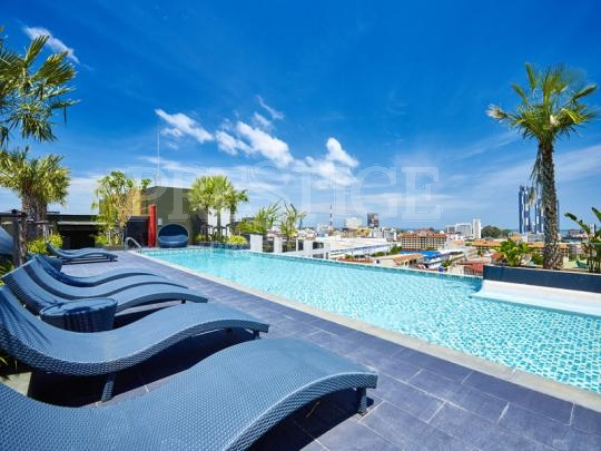 2 Bed 2 Bath in Central Pattaya PC3468