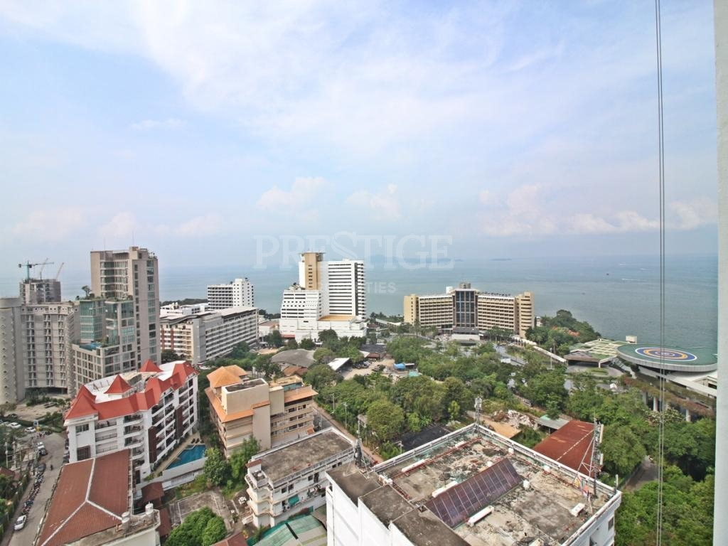 1 Bed 1 Bath in Pratamnak for 4,500,000 THB PC6974
