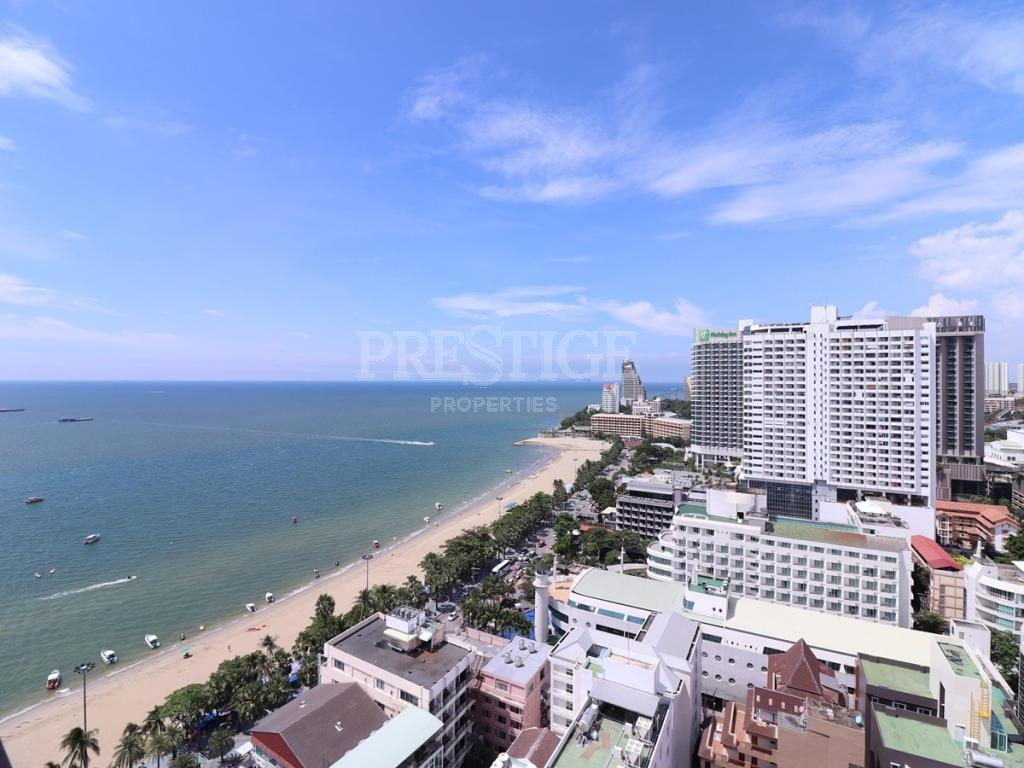 1 Bed 1 Bath in North Pattaya for 8,500,000 THB PC7129