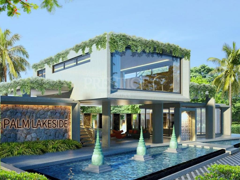 3 Bed 4 Bath in East Pattaya for 9,800,000 THB PCH6782