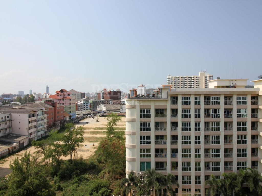 1 Bed 1 Bath in Central Pattaya for 4,200,000 THB PC7196
