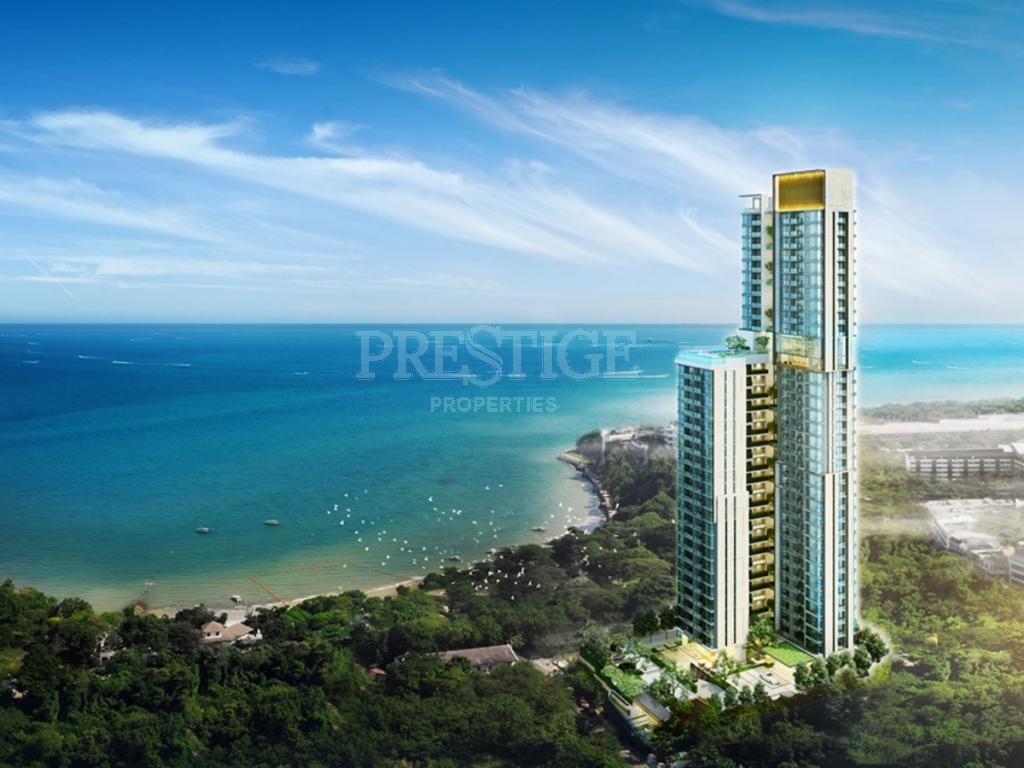 Studio Bed 1 Bath in Pratamnak for 2,850,000 THB PCC1048
