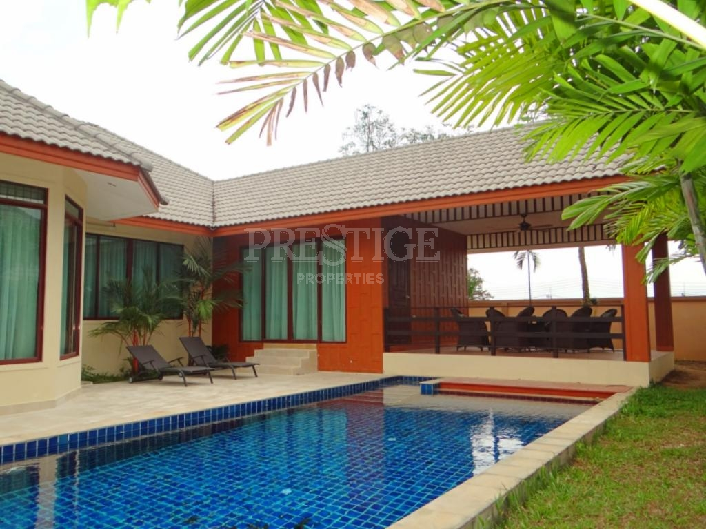 4 Bed 3 Bath in East Pattaya for 11,900,000 THB PC7247