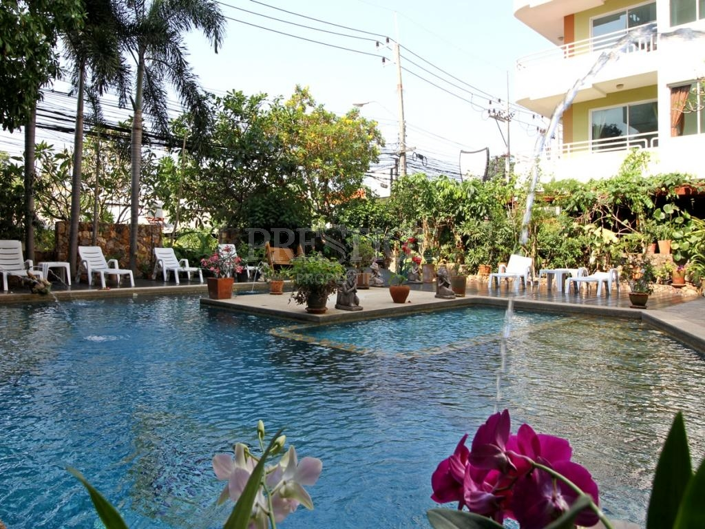 Studio Bed 1 Bath in Jomtien for 1,330,000 THB PC7249