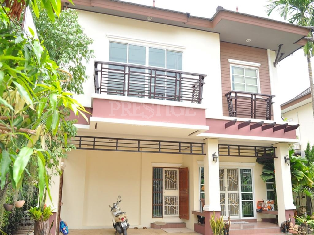 pattaya house house for rent in Nord-Pattaya