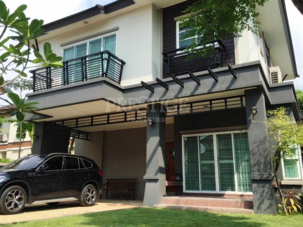 pattaya house huset til leie i North Pattaya