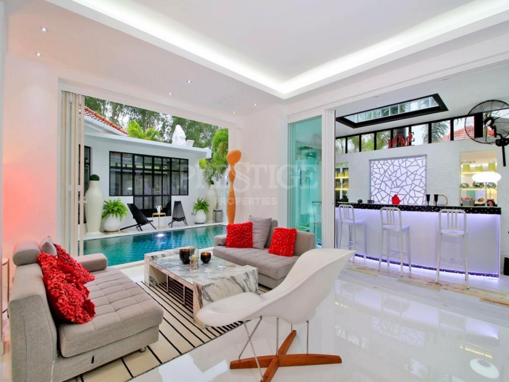 pattaya house house for sale in Pratumnak