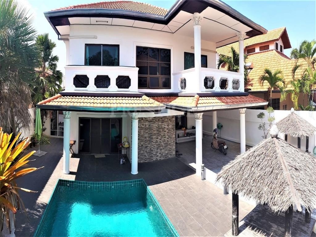 4 Bed 4 Bath in East Pattaya for 8,299,000 THB PC7493