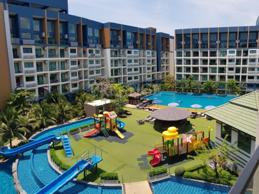 1 Bed 1 Bath in Jomtien for 1,840,000 THB PC7520