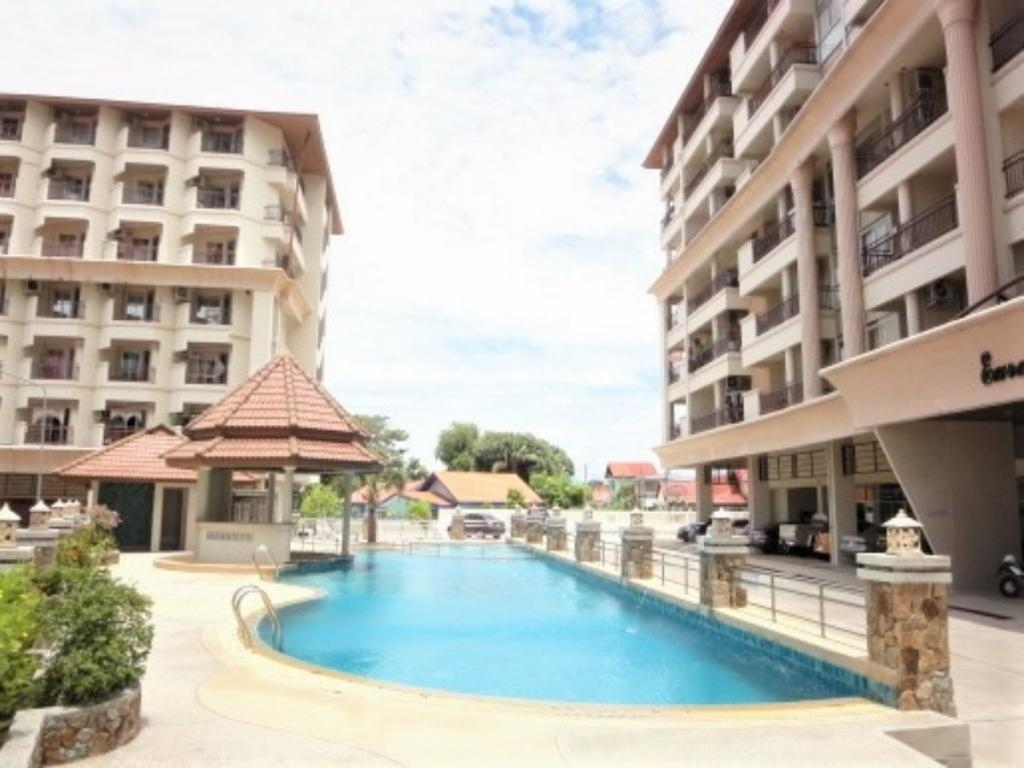 2 Bed 2 Bath in Central Pattaya for 4,200,000 THB PC7606