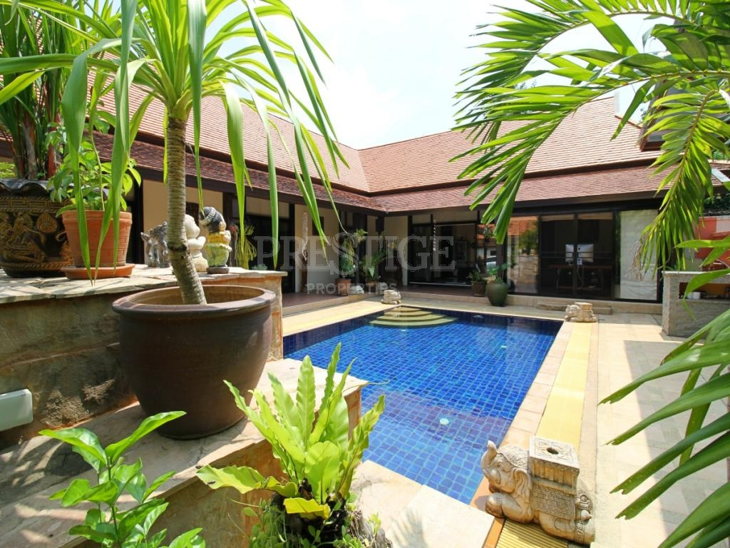 3 Bed 4 Bath in East Pattaya for 6,700,000 THB PC7639