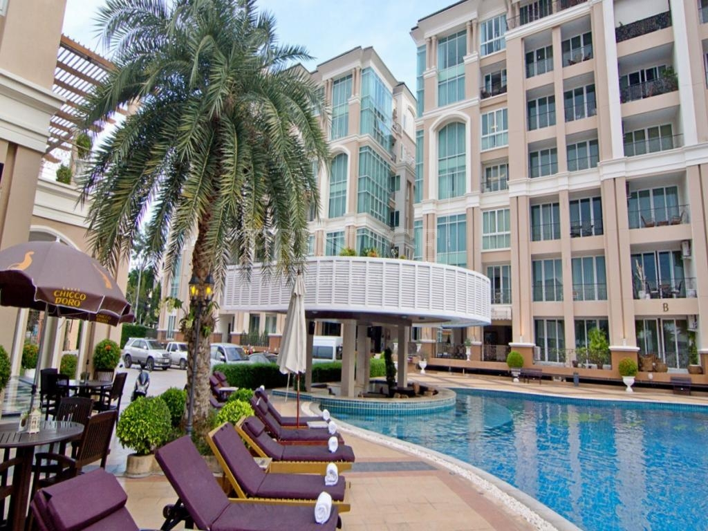 Studio Bed 1 Bath in Central Pattaya for 4,200,000 THB PC7694