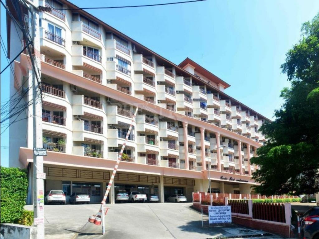 2 Bed 2 Bath in Central Pattaya for 3,590,000 THB PC7807