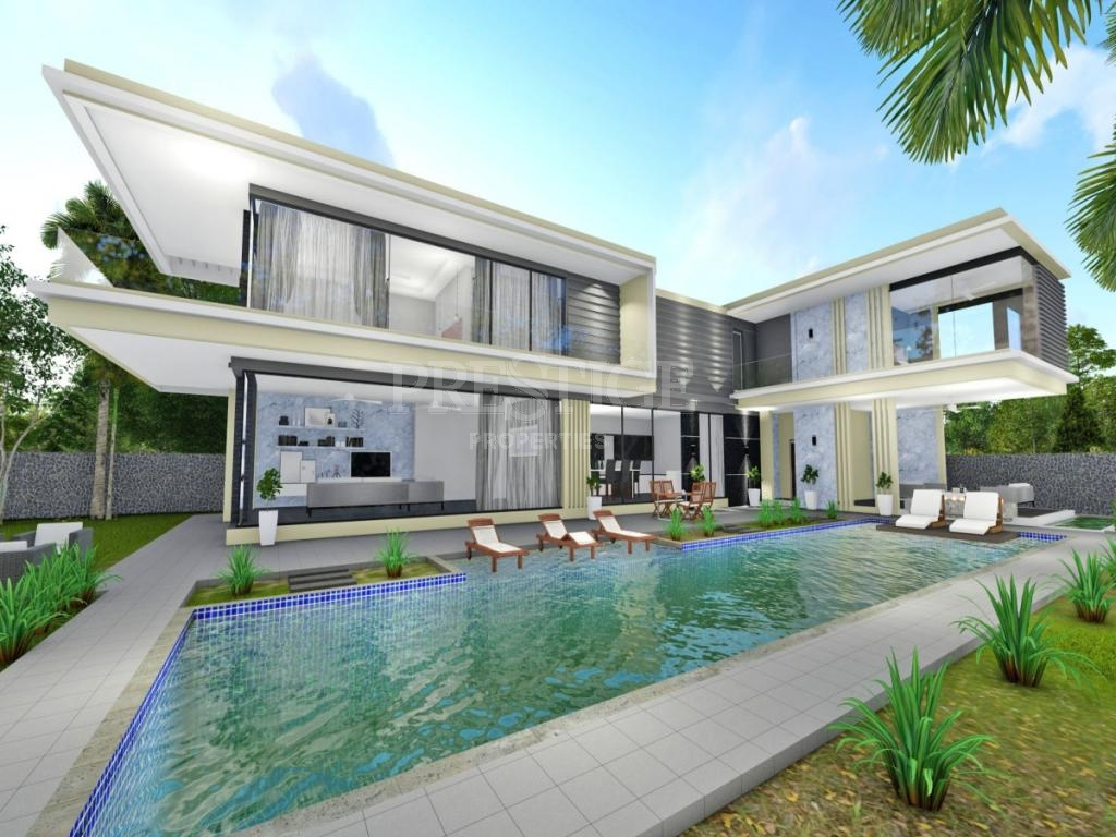 6 Bed 6 Bath in East Pattaya for 57,000,000 THB PC7867