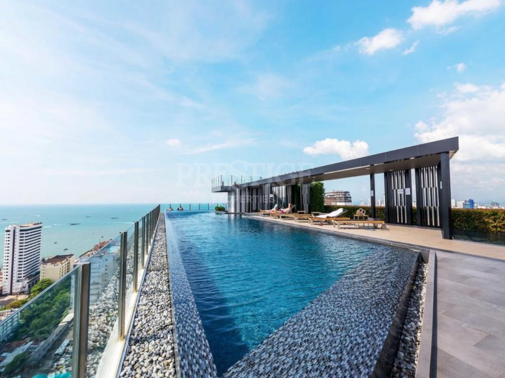 2 Bed 1 Bath in Central Pattaya PC8006